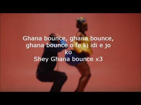 Ajebutter22-- Ghana bounce (lyrics)
