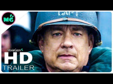 GREYHOUND Official Trailer (2020) Tom Hanks