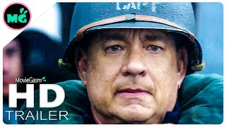GREYHOUND Official Trailer (2020) Tom Hanks
