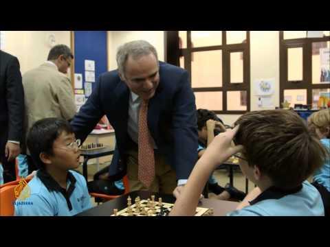 The Frost Interview - Garry Kasparov :