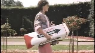 Wrigley's Spearmint Gum Werbung 1985