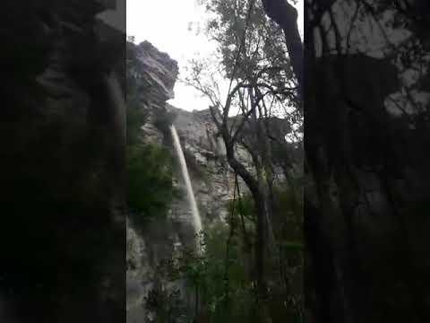 Cachoeira de ferro doido morro do chapéu