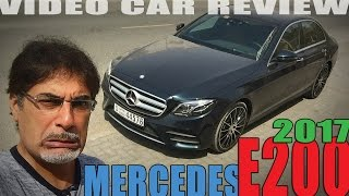 Mercedes E200 review - your uncle will hate this