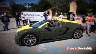 Bugatti Grand Sport Vitesse 2012 Videos