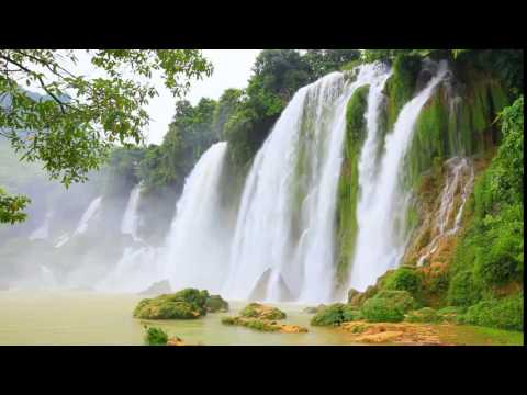 Animated Wallpaper and Desktop Backgrounds Waterfalls HD mpg   YouTube