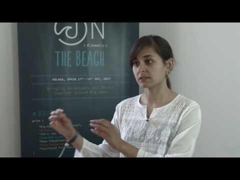 Anjana Vakil interview at JOTB17