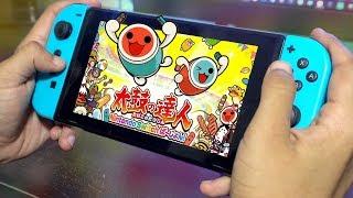 Taiko no Tatsujin: Drum 'n' Fun! REVIEW | Nintendo Switch (Video Game Video Review)