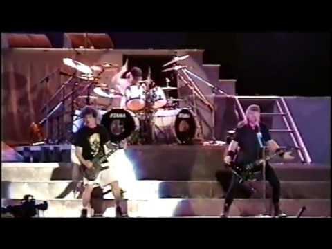Metallica - 2x4 (HD) [1995.08.26] Donington, U.K.