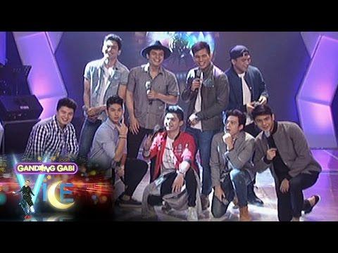 "GGV: Hashtags perform ""Bababaero"""