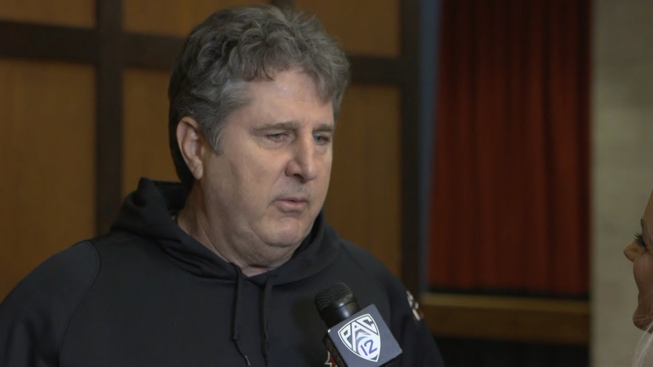 Mike Leach Wedding.Washington State S Mike Leach Surprised By Viral Wedding Advice Ready For Rival Washington