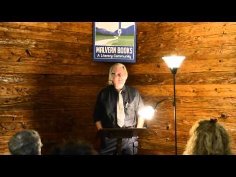 An Evening with Jasmina Tešanović & Bruce Sterling pt. 2
