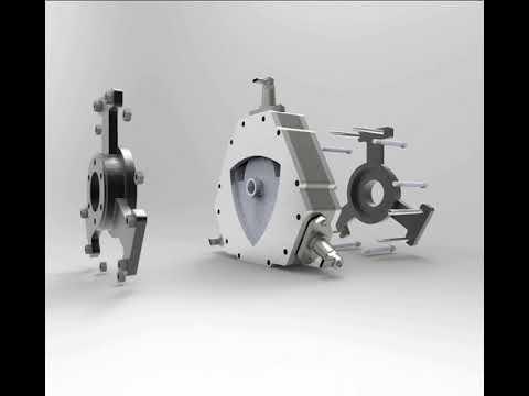 LiquidPiston X Engine-High Efficiency Hybrid Cycle (HEHC)