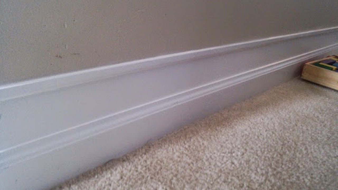 Easily Give Your Baseboards An Upgrade Diy Home Guidecentral