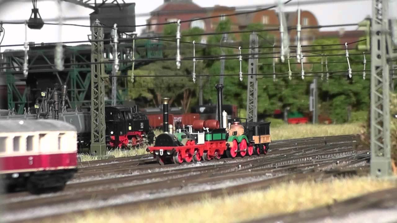 Karwendelexpress Liliput Modellbahn Spur N