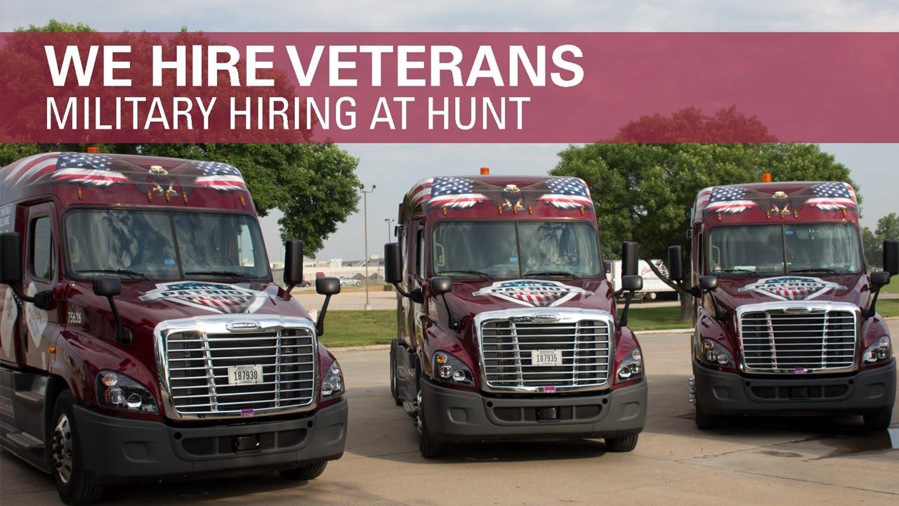 we hire veterans hunt flatbed patriot fleet we hire veterans hunt flatbed patriot fleet