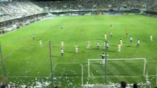 Cartagena-Hércules 0-0  J.40 / 06-06-10