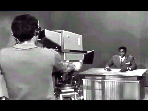 1968 La Televisión llega a Guinea Ecuatorial - Spain TV arrives to Equatorial Guinea Fernando Poo