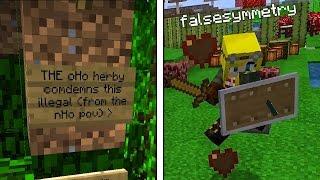 Minecraft Hermitcraft :: An Epic Battle & A Frame Job! e13