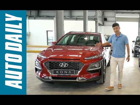 Hyundai KONA 2018 giá từ 615 triệu đồng tại Việt Nam có gì HOT? |AUTODAILY.VN|