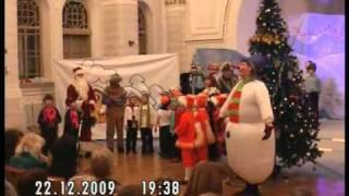 Детский новогодний мюзикл