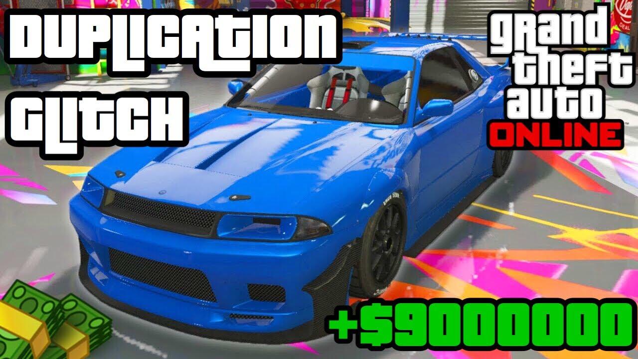 GTA 5 * SOLO DUPLICATION GLITCH ON ANY CAR * GTA 5 ONLINE EASY MONEY GLITCH