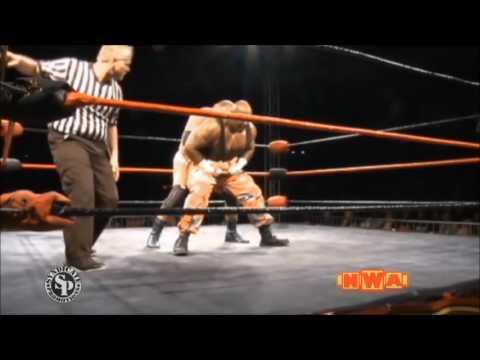 NWA SuperBrawl ep 1 (AJ Steele vs Tim Storm)