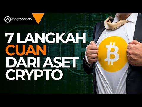 7 Langkah Cuan Dari Investasi Bitcoin \u0026 Aset Crypto #bitcoin #aset