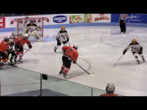 Pee-Wee Hockey Finals - Detroit Compuware Vs Burnaby Winter Club