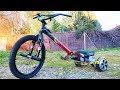 Como Hacer un Trike a Motor Casero | 2 Motores Ele
