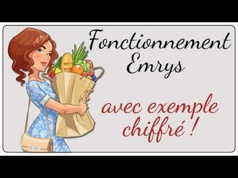 Emrys La Carte : explication avec Exemple Chiffré