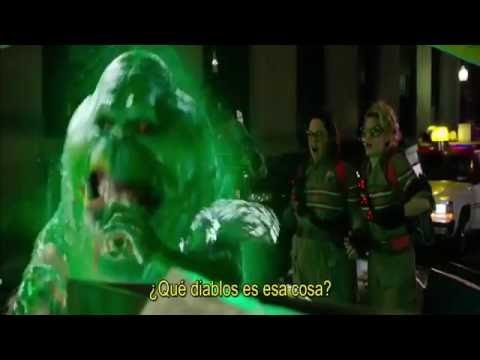 Ghostbusters Answer The Call 2016 - Slimer HD
