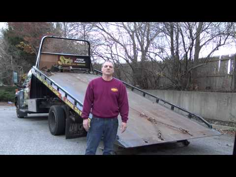 Tow Truck Service Local Li Flatbed Towing Company New York