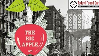 Why is New York City Called the Big Apple?