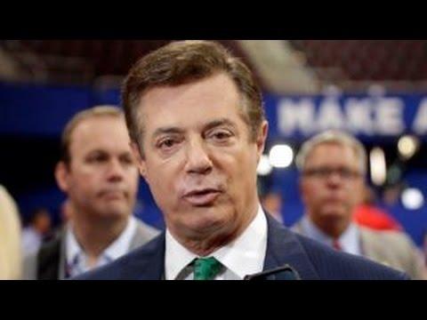 Paul Manafort slams report on Ukrainian ties