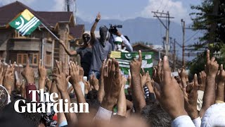 Defending Kashmir: Anchar's last stand against India's control