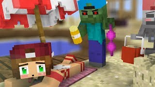 Mob Kids Life Minecraft Animation
