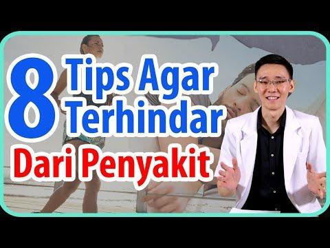 8 Tips Agar Terhindar Dari Penyakit