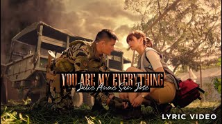 Julie Anne San Jose - You are my Everything (Lyric)