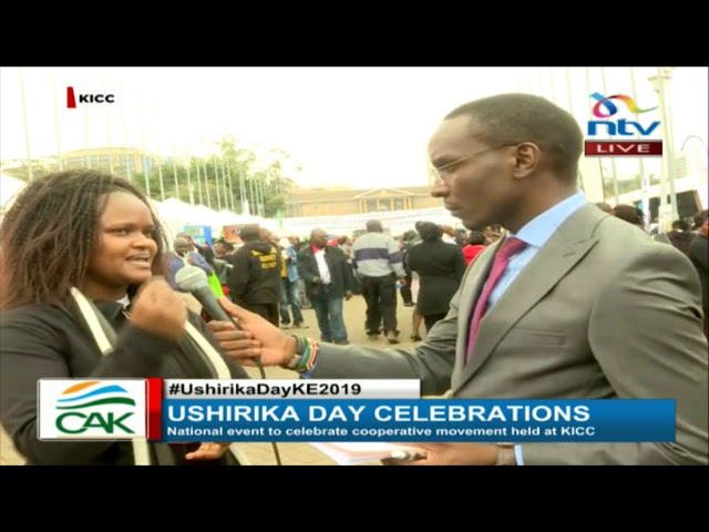 Is your SACCO regulated? -Angela Kivondo || Ushirka Day Celebrations