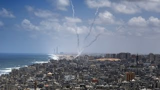 Ground Forces on Gaza Strip as Death Toll Passes 500