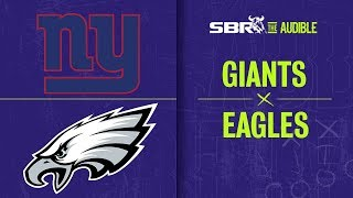 Giants vs Eagles Week 14 Preview | Free NFL Predictions & Betting Odds