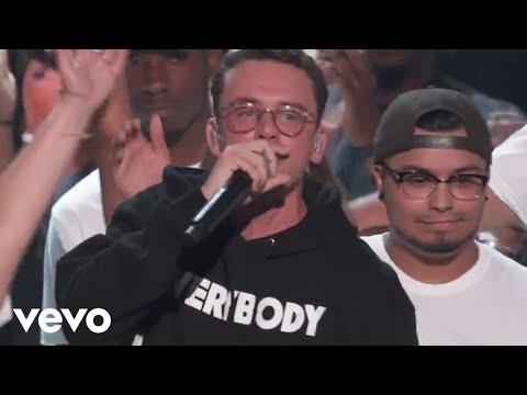 Logic ft. Alessia Cara, Khalid - 1-800-273-8255 (Live At The MTV VMAs)