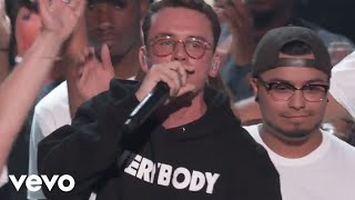 Logic ft. Alessia Cara, Khalid - 1-800-273-8255 (Live At The MTV VMAs)