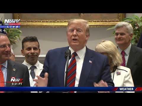 BREAKING: President Trump
