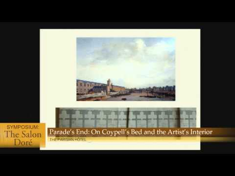 Parade's End: On Coypell's Bed and the Artist's Interior |  Salon Doré Symposium