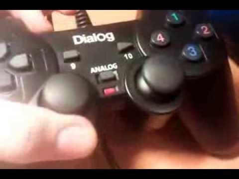 Обзор геймпада Dialog GP-A11