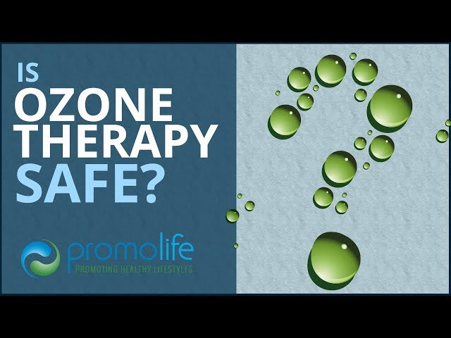 Is Ozone Therapy Safe?