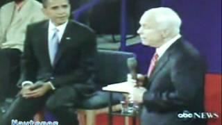 presidential debate 08 mr t vs gary busey