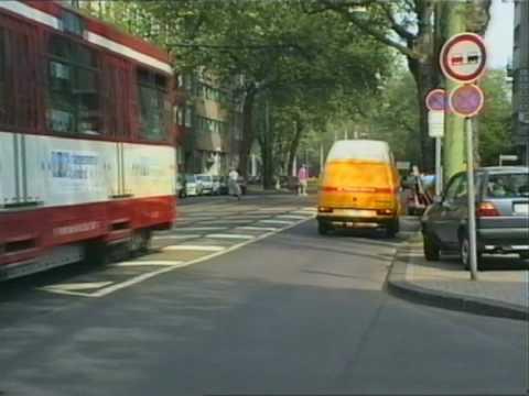 3 car street trams d sseldorf route u78 asurekazani. Black Bedroom Furniture Sets. Home Design Ideas
