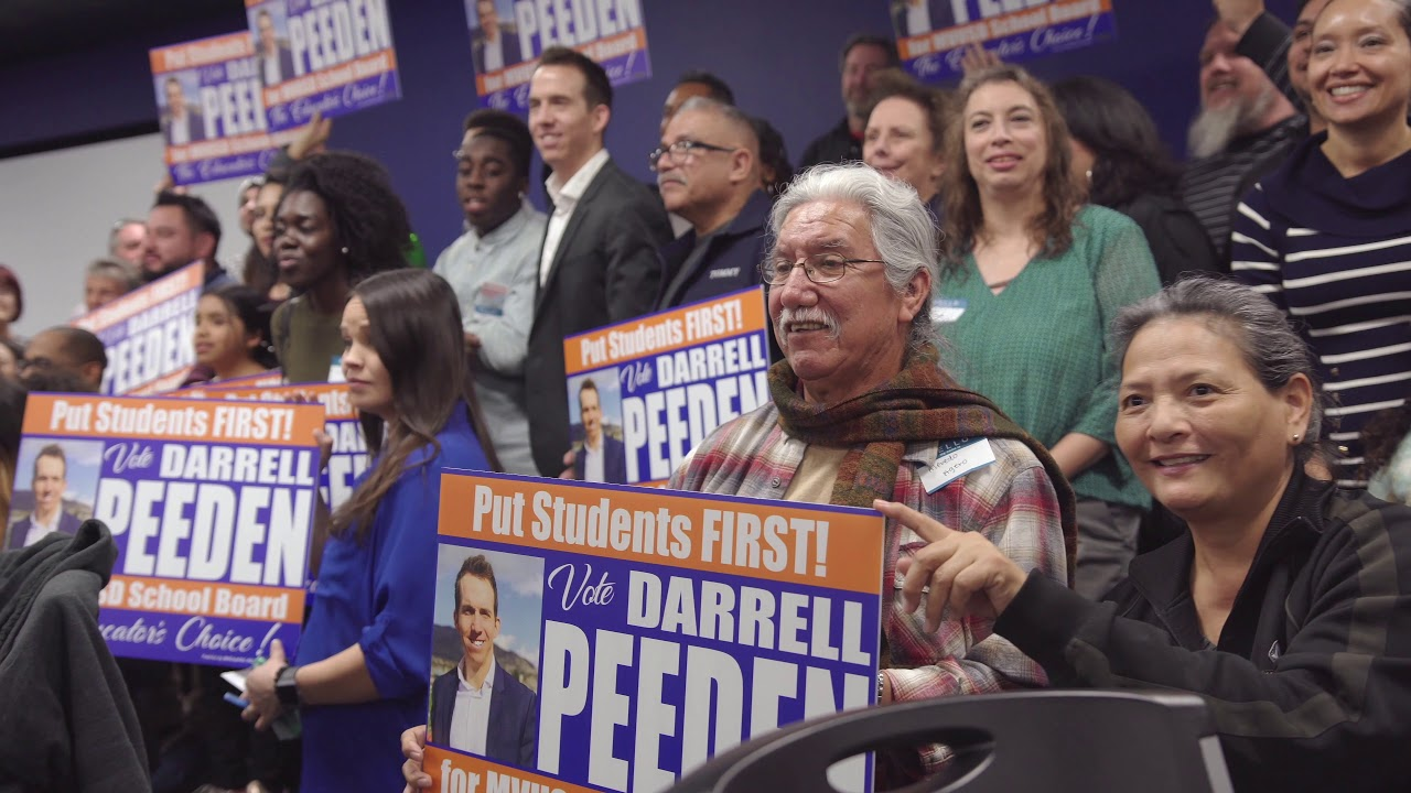 Darrell Peeden Campaign Video